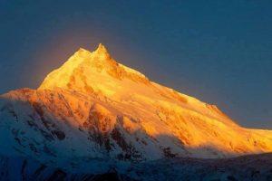 Sunrise Manaslu
