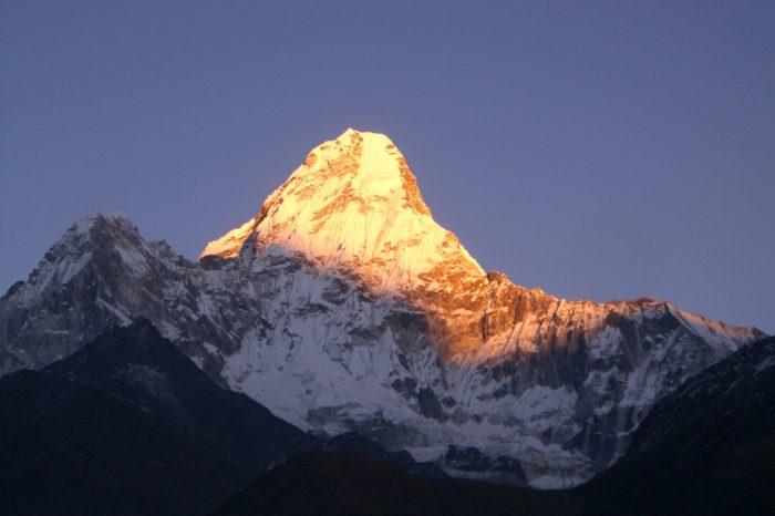 Everest Cho La Pass Gokyo Lake Trek