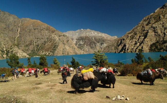 Dolpo All other Restricted Area
